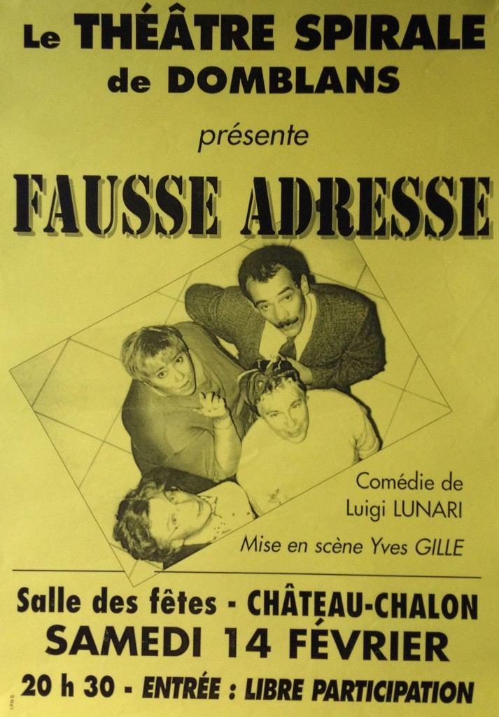 Fausse-adresse