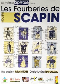 Fourberies-scapin