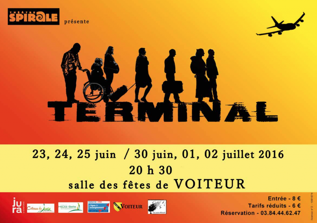 Terminal-affiche