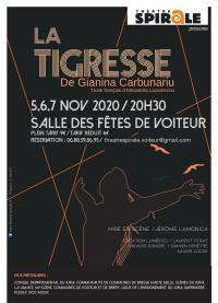 Affiche LA TIGRESSE PDF
